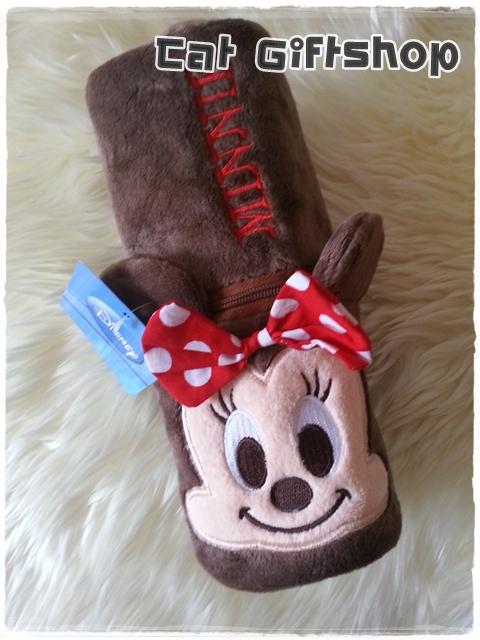 พร้อมส่ง :: กระเป๋าใส่ดินสอ Minnie mouse