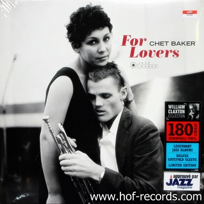 Chet Baker - For Lovers 1Lp N.