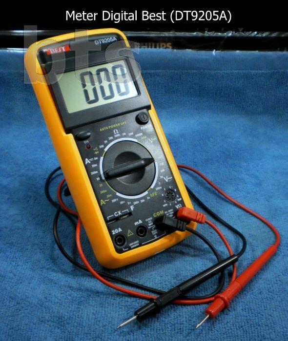 Meter Digital Best มาตรฐาน ฟังชั่นครบสมบูรณ์