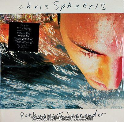 Chris Spheeris - Pathways To Surrender 1988 1lp
