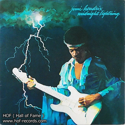 Jimi Hendrix - Midnight Lightning 1lp