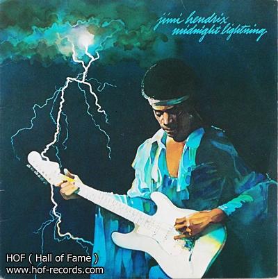 Jimi Hendrix - Midnight Lightning 1lp