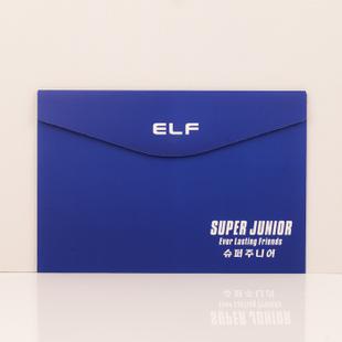 แฟ้มพลาสติก SJ SUPER JUNIOR