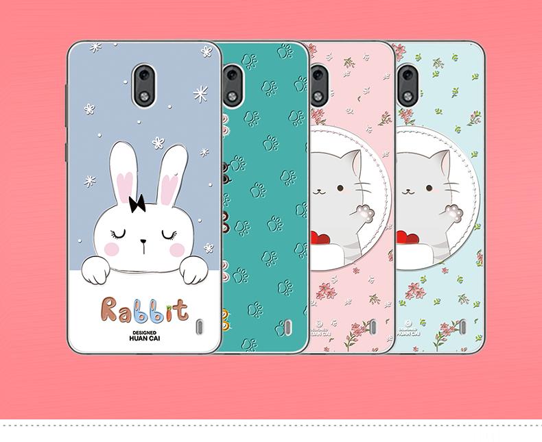 เคส NOKIA 2 เคส Samsung Note 4 ซิลิโคน soft case สกรีนลายการ์ตูนพร้อมแหวนและสายคล้อง (รูปแบบแล้วแต่ร้านจีนแถมมา) น่ารักมาก ราคาถูก