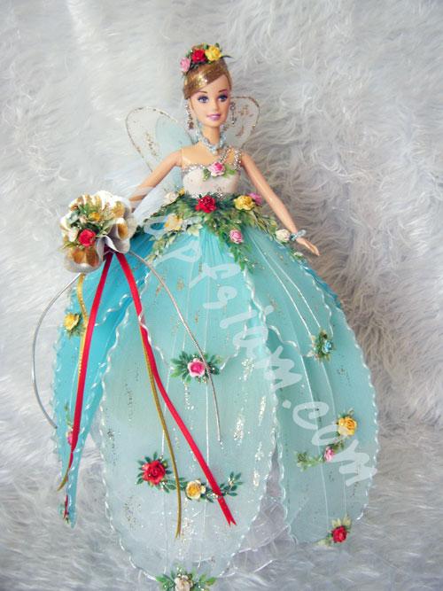 ตุ๊กตาผ้าใยบัว Elisabeth