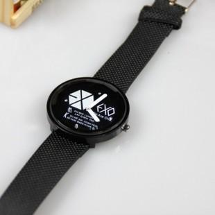 นาฬิกา (เข็ม) EXO/สีดำ