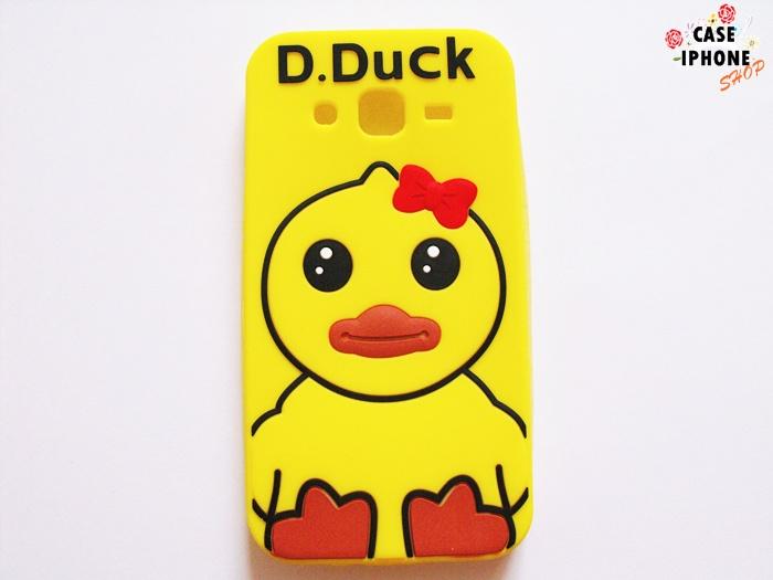 เคสซิลิโคน 3D B.Duck ซัมซุง เจ 7