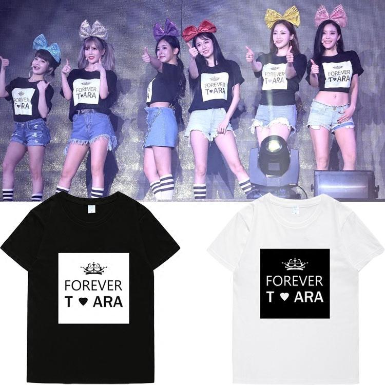 เสื้อยืด (T-Shirt) T-ARA For Ever T-ARA
