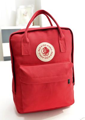 กระเป๋าแฟชั่น กระเป๋า red king kong สีแดง