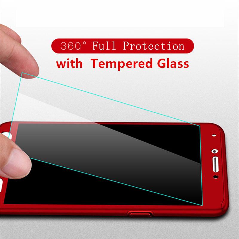 เคสประกบ 360 องศา พร้อมฟิล์มกระจก ไอโฟน 5/5se/5s