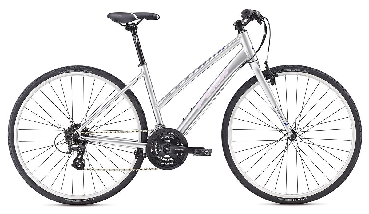 จักรยานไฮบริด FUJI Absolute 2.1ST ,2017
