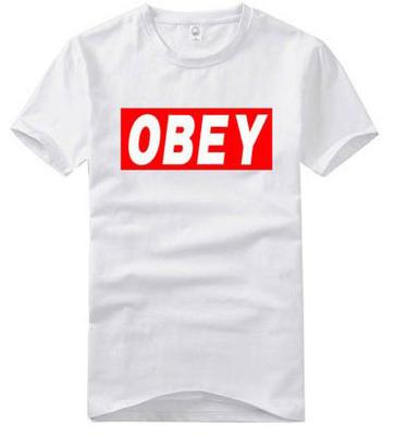 เสื้อยืดแฟชั่น SNSD OBEY 2014 (สีขาว)