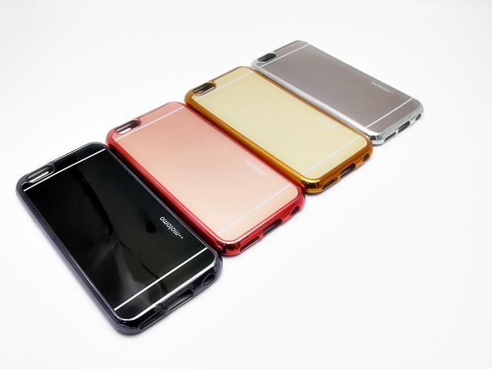 เคส Motomo นิ่มเงา ไอโฟน 6/6s plus 5.5 นิ่ว