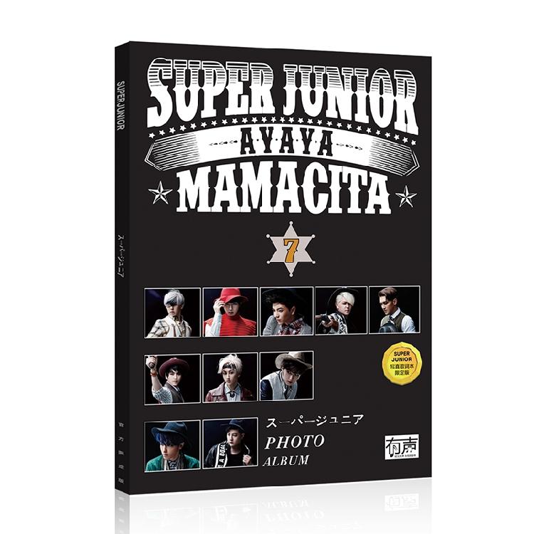 โฟโต้บุค SJ SUPER JUNIOR 7