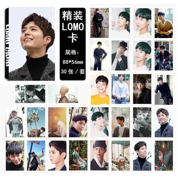 ชุดรูป LOMO พัคโบกอม (Park Bo Gum)