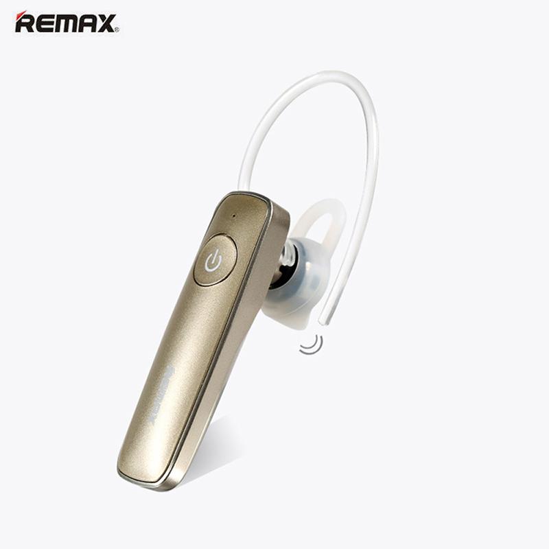 หูฟัง บลูทูธ ไร้สาย Remax RB-T8 สีทอง