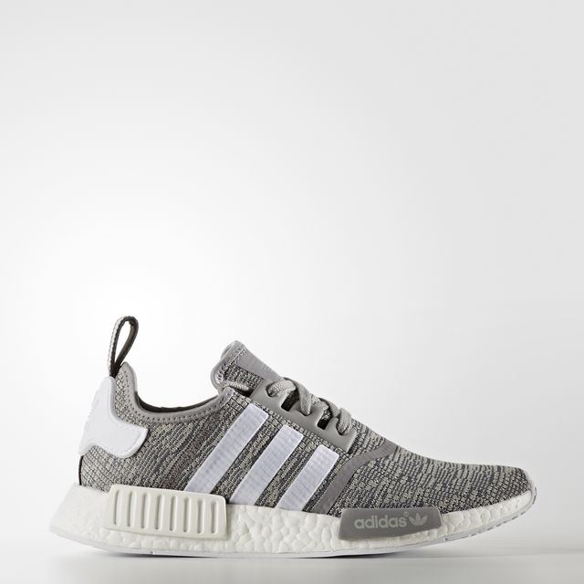 adidas NMD R1 Color Dark Grey Heather Solid Grey/Footwear White
