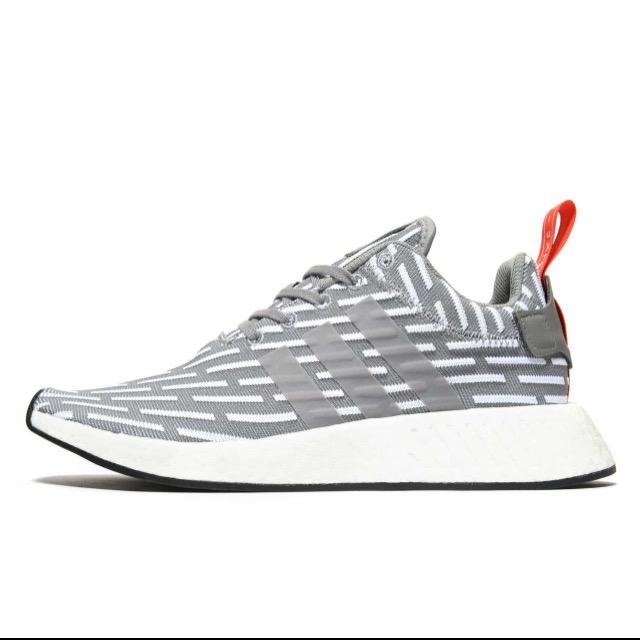 adidas Originals NMD R2 Primeknit Exclusive JD Grey