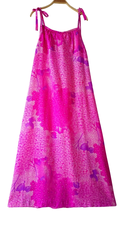 ชุดฮาวาย Maxi Dress Hawaii. Sold Out