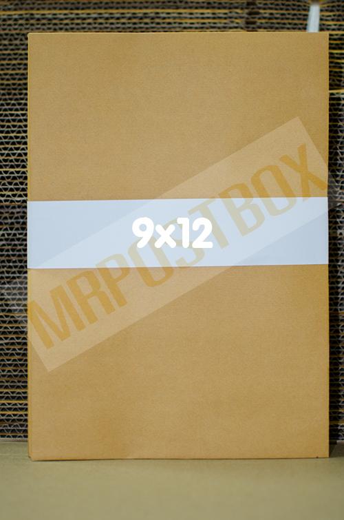 ซอง 9×12 แพค 50 ใบ