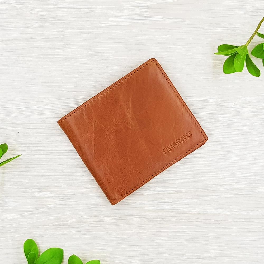 M short Leather Nature Gubintu Brown