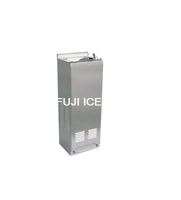 ตู้ทำน้ำเย็นต่อท่อประปาเท้าเหยียบมือกด (ไม่มีงวง) ฟูจิไอซ์