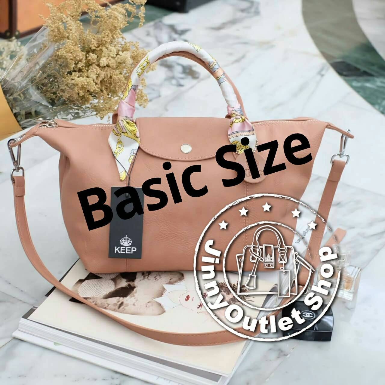 KEEP ( Longchamp - Duo Sister ) / Basic Size