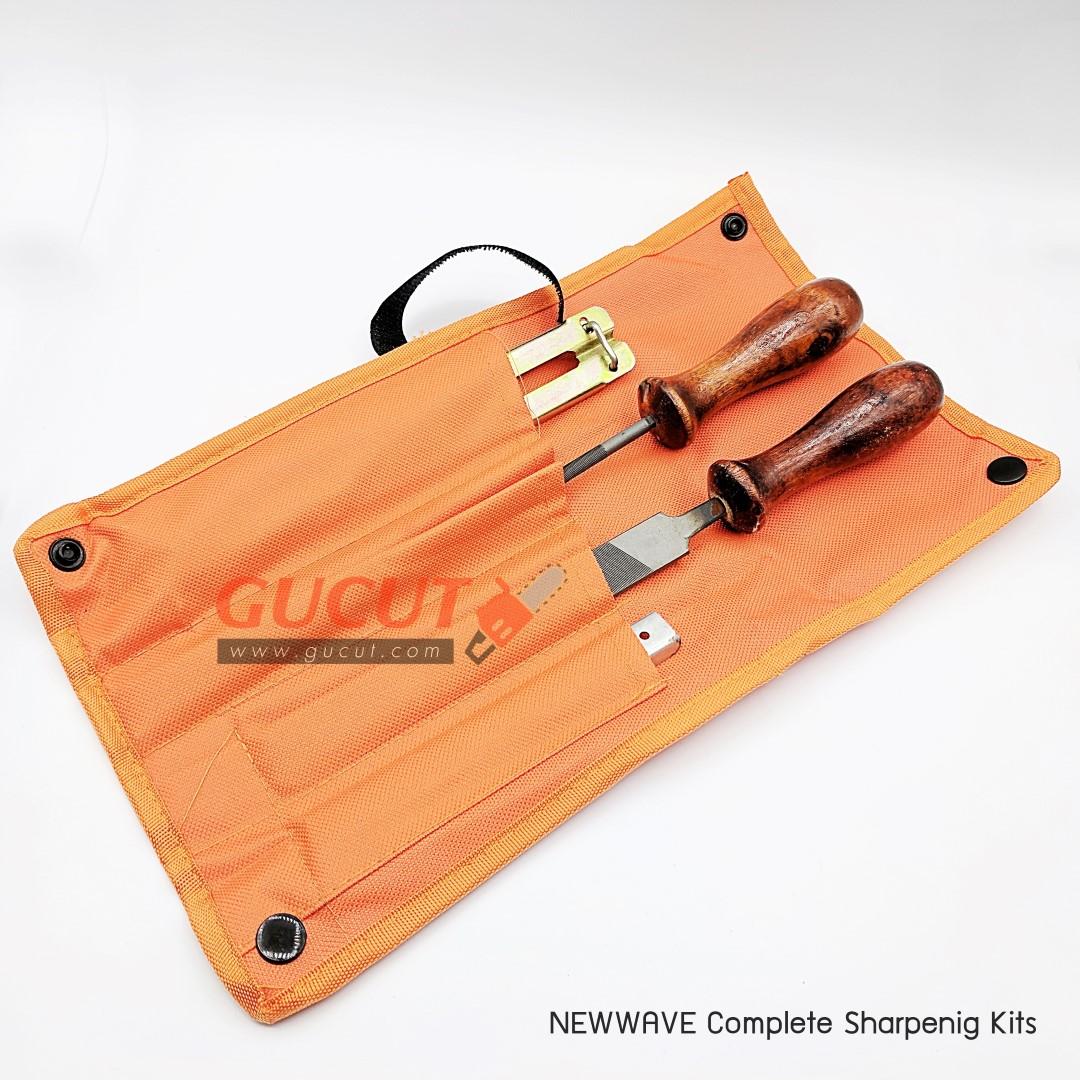 NEWWAVE Complete Sharpenig Kits 4.8mm. 3/16