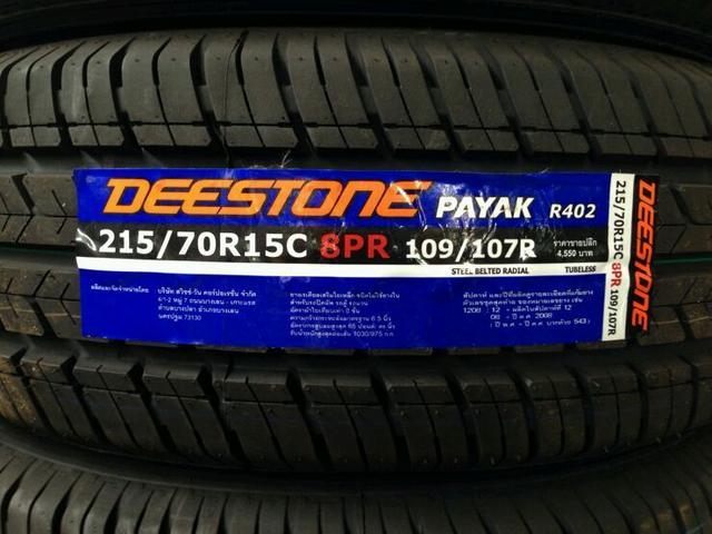 DEESTONE R402 215/70R15