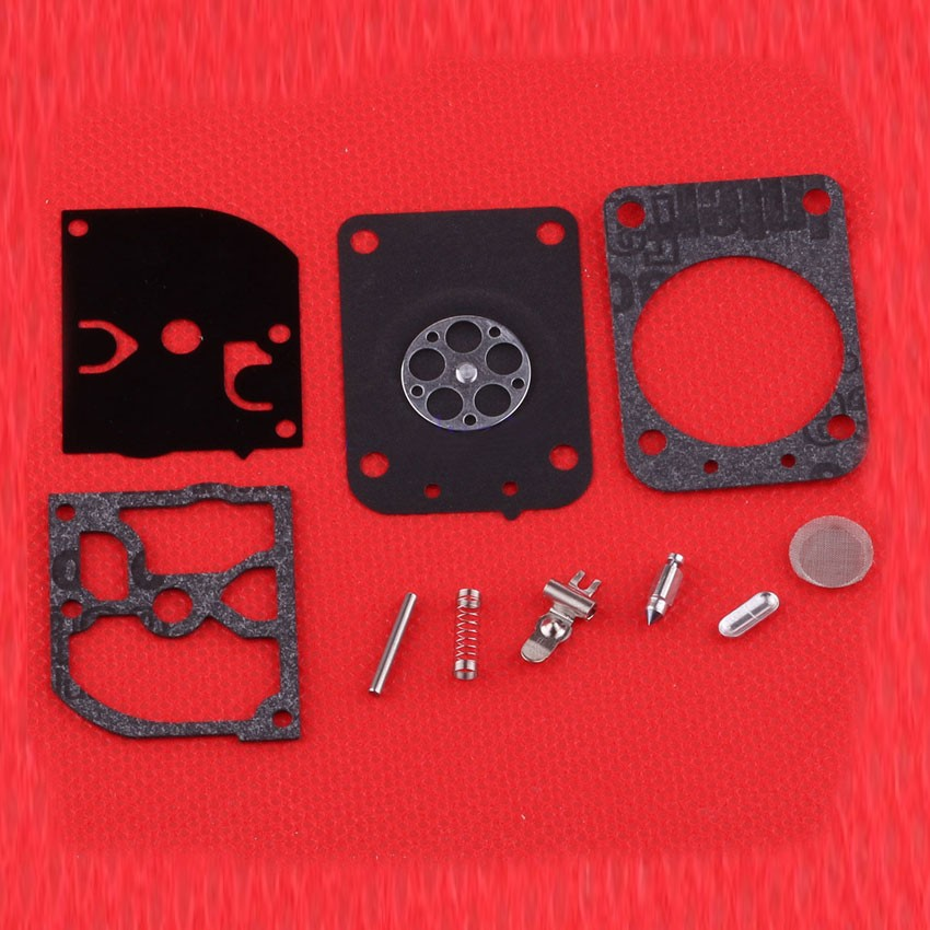 Carburetor Carb Rebuild Kit For Stihl TS410 TS420 Cutquik Concrete Saws Zama RB-151 #4238 007 1061