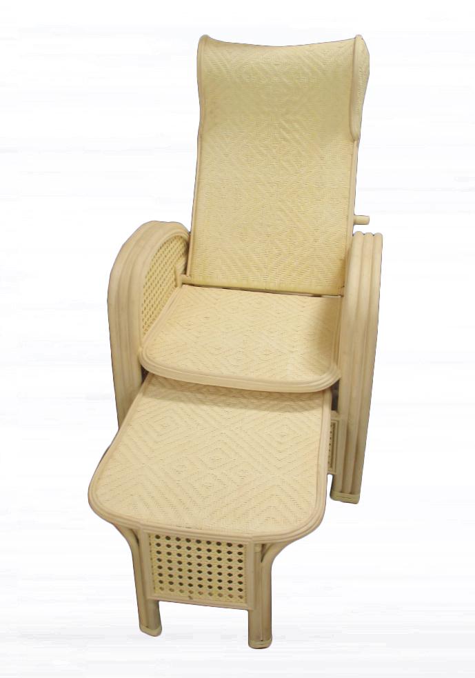 เก้าอี้เอนนอนปรับ 4 ระดับ