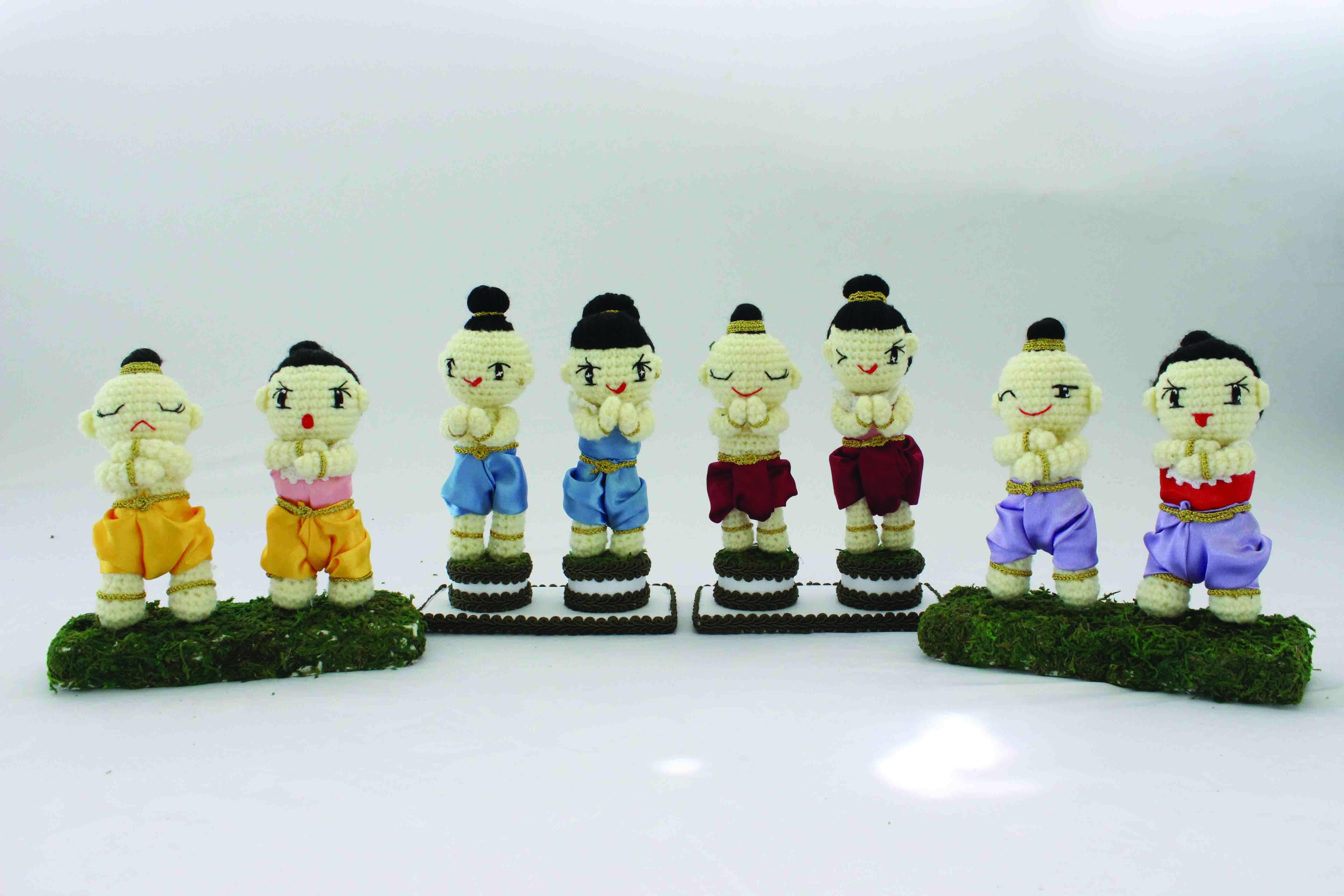 ตุ๊กตาเด็กไทย