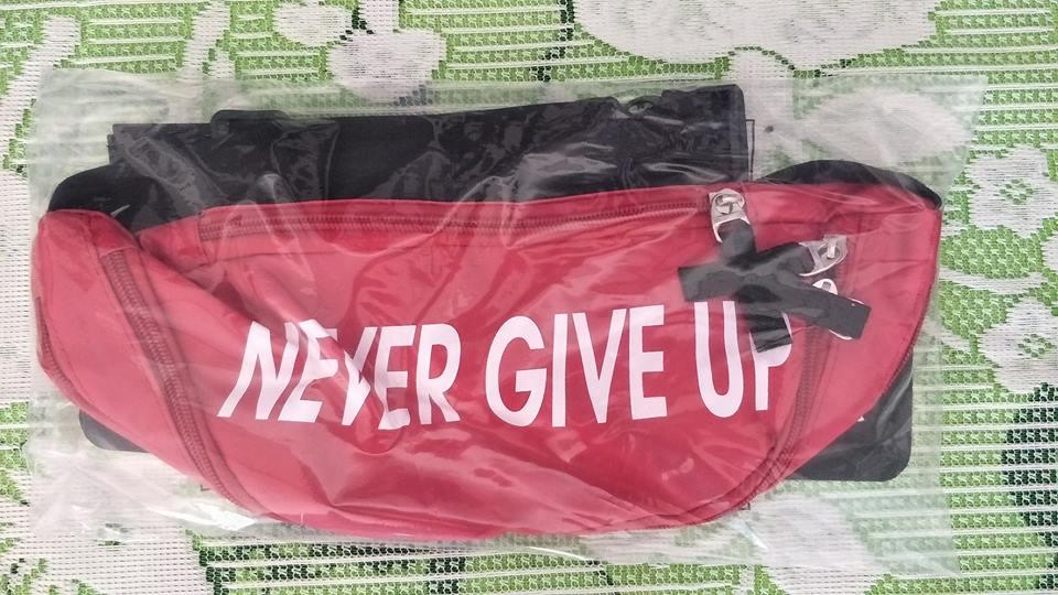 กระเป๋า H3 FreeStyle Bag (สีแดง)