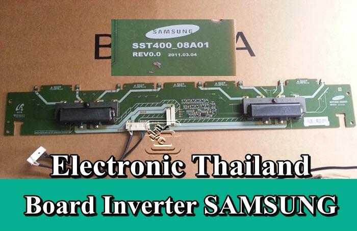 Board Inverter Samsung SST400_08A01 REV : 0.0