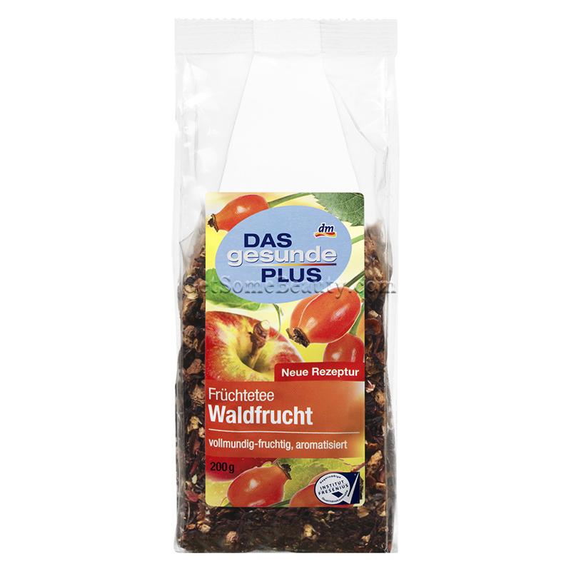 Das gesunde Plus Forest Fruit Tea 200 g