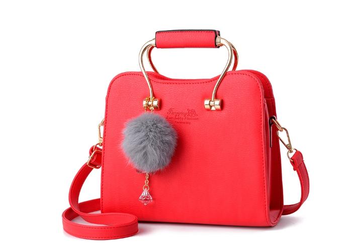 กระเป๋าถือ miner (red)