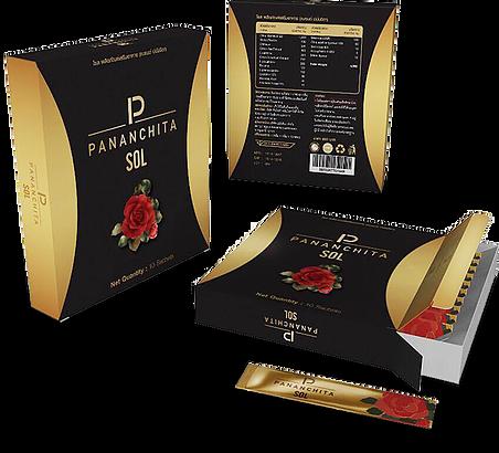 ประโยชน์ของผลิตภัณฑ์ SOL by Pananchita - เผาผลาญกรดไขมัน ช่วยเพิ่มกระบวนการการเผาผลาญพลังงานเนื้อเยื่อไขมัน - ลดไขมันในเลือดชนิดไตรกลีเซอรไรด์