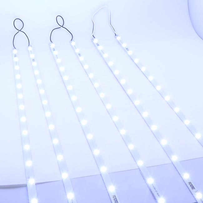 ไฟแอลอีดี stick mini แสงขาว รวม Power - คุณภาพสูง เหมาะกับทำป้าย ทุกชนิด