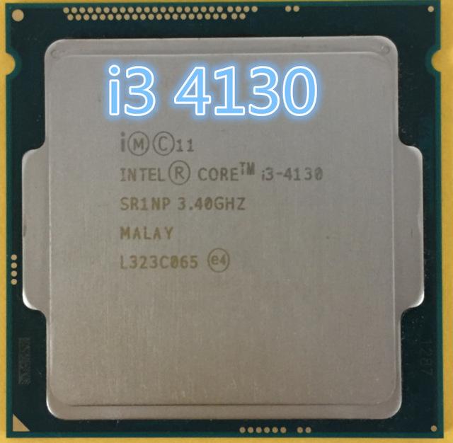 CPU i3-4130 3.4Ghz