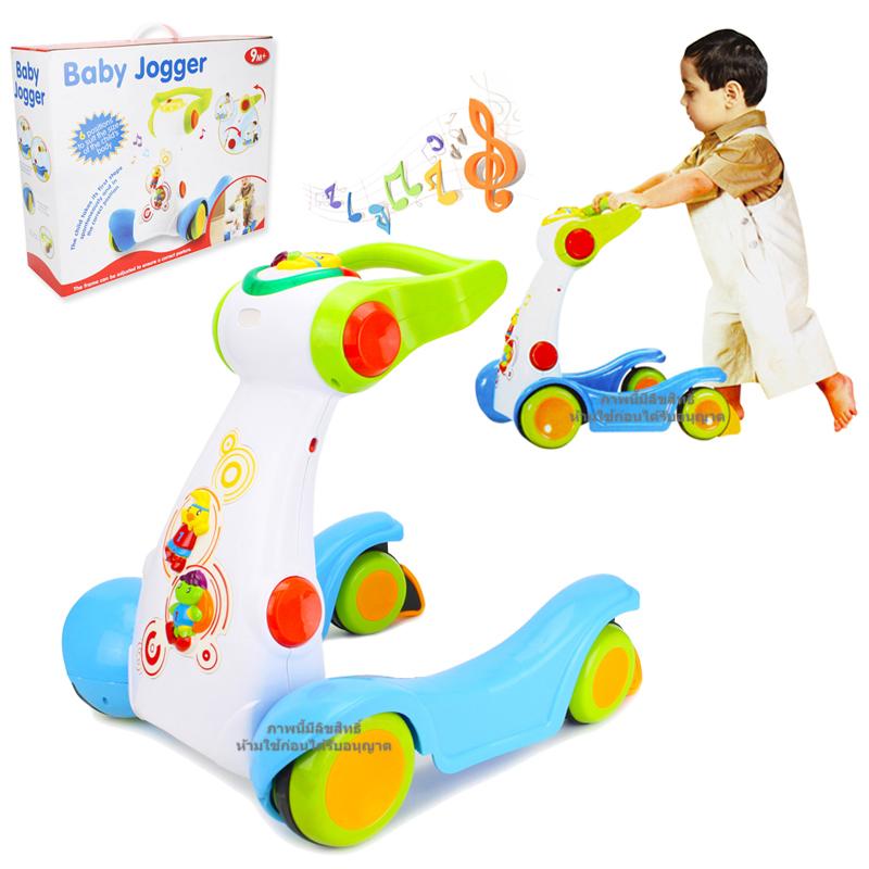 รถผลักเดิน Baby Jogger