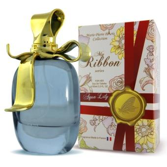 ขายส่งน้ำหอม Marie-Pierre Paris My Ribbon Seires กลิ่น Aqua Lily