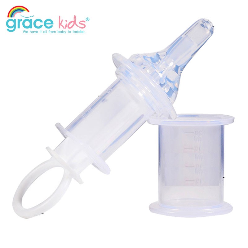 หลอดป้อนยา ป้อนนม Grace kids milk and medicine feeder