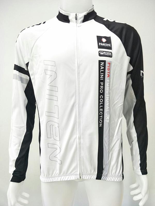 เสื้อปั่นจักรยานแขนยาวโปรทีม : SP161080