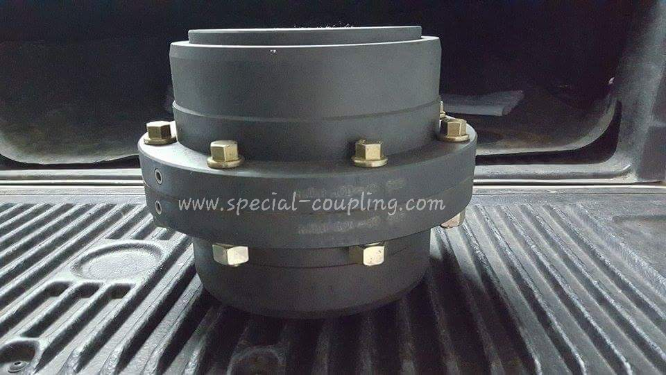 Gear coupling type.F Rathi Complete set