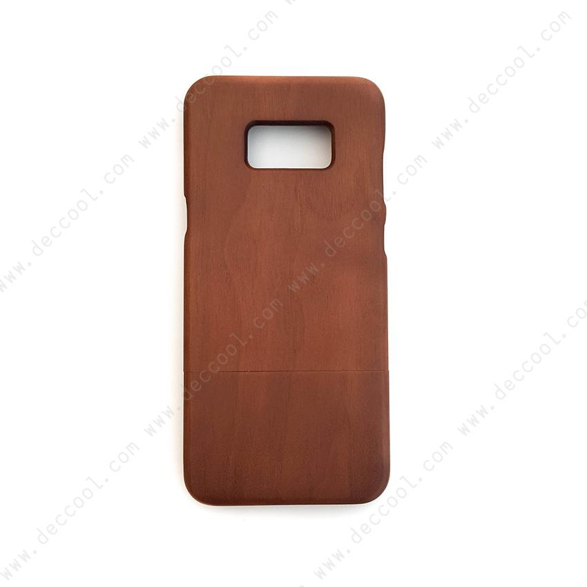 เคสไม้แท้ Samsung Galaxy S8 Plus ไม้วอลนัท