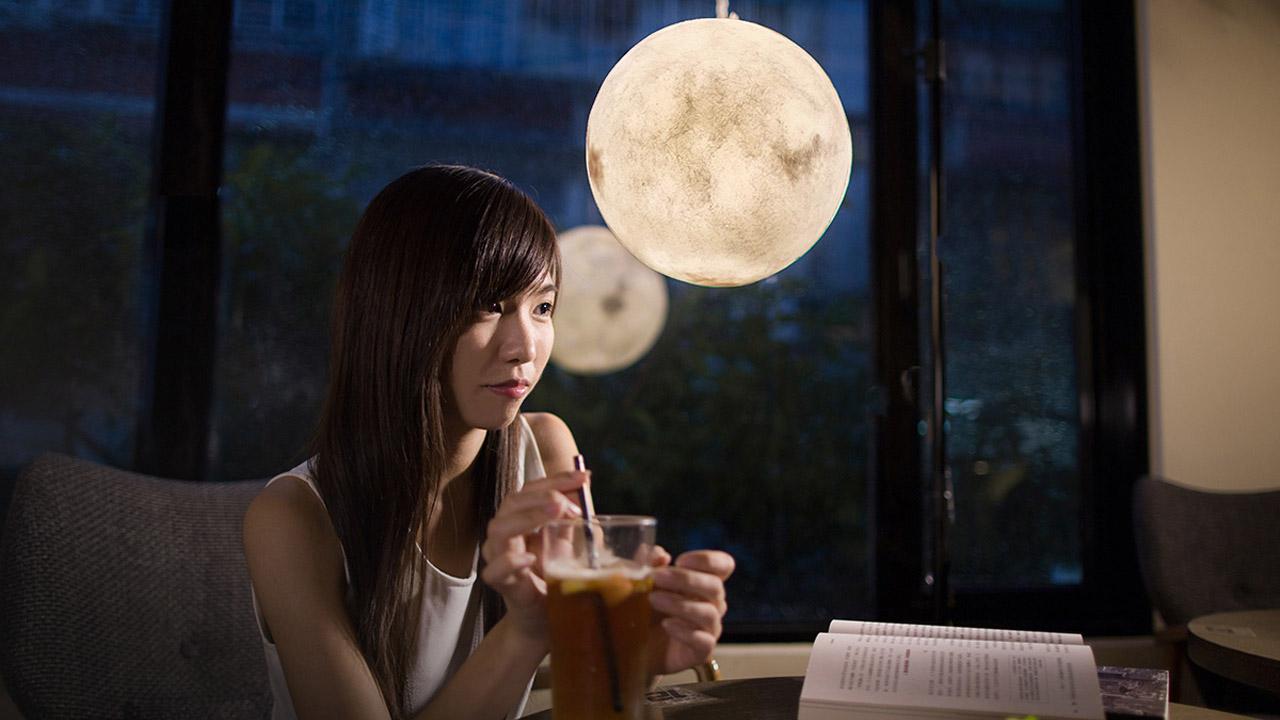 โคมไฟดวงจันทร์ 8