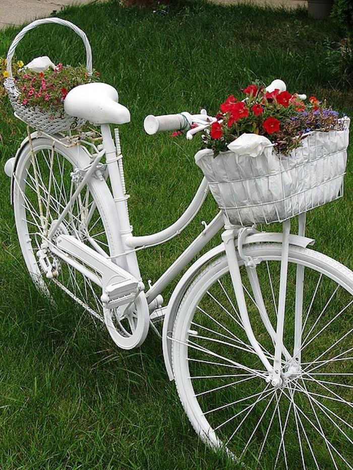ไอเดียตกแต่งบ้านด้วยจักรยานคันเก่า 10