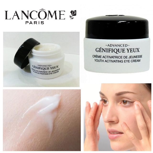�ล�าร���หารู��า�สำหรั� Lancome Advanced Genifique Yeux Youth Activating Eye Cream 5ml