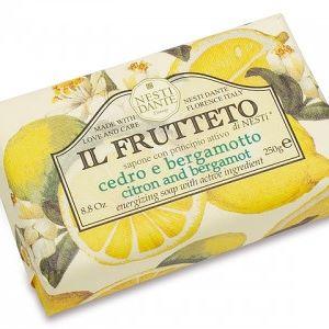 Nesti Dante Citron & Bergamot Soap (250g)