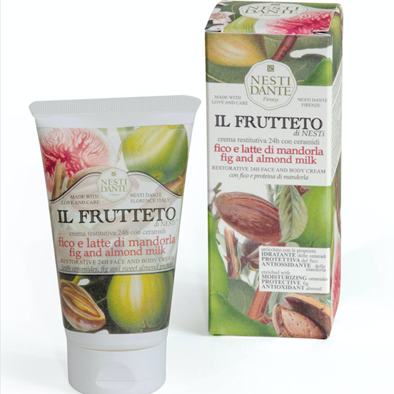 Nesti Dante Face & Body Cream - Fig & Almond